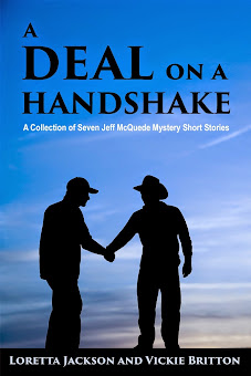 A DEAL ON A HANDSHAKE-Seven Jeff McQuede Short Mysteries