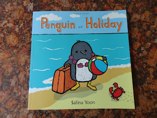 Penguin on Holiday Book