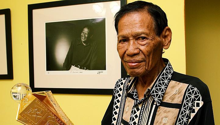 Pelakon veteran S. Shamsuddin meninggal dunia dalam usia 84 tahun