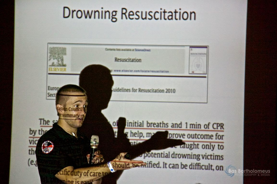 Drowning Resuscitation Lecture Video