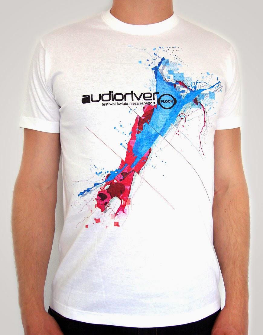 Koszulka Audioriver