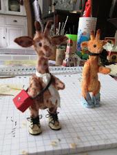 neue Giraffen