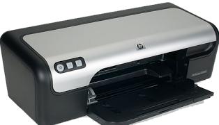 Скачать драйверы для принтера hp deskjet f2280