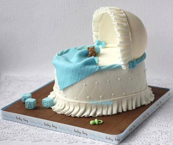 Birthday Cake newborn