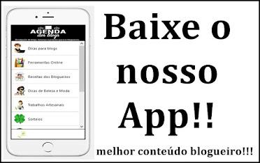 Baixe o nosso App!
