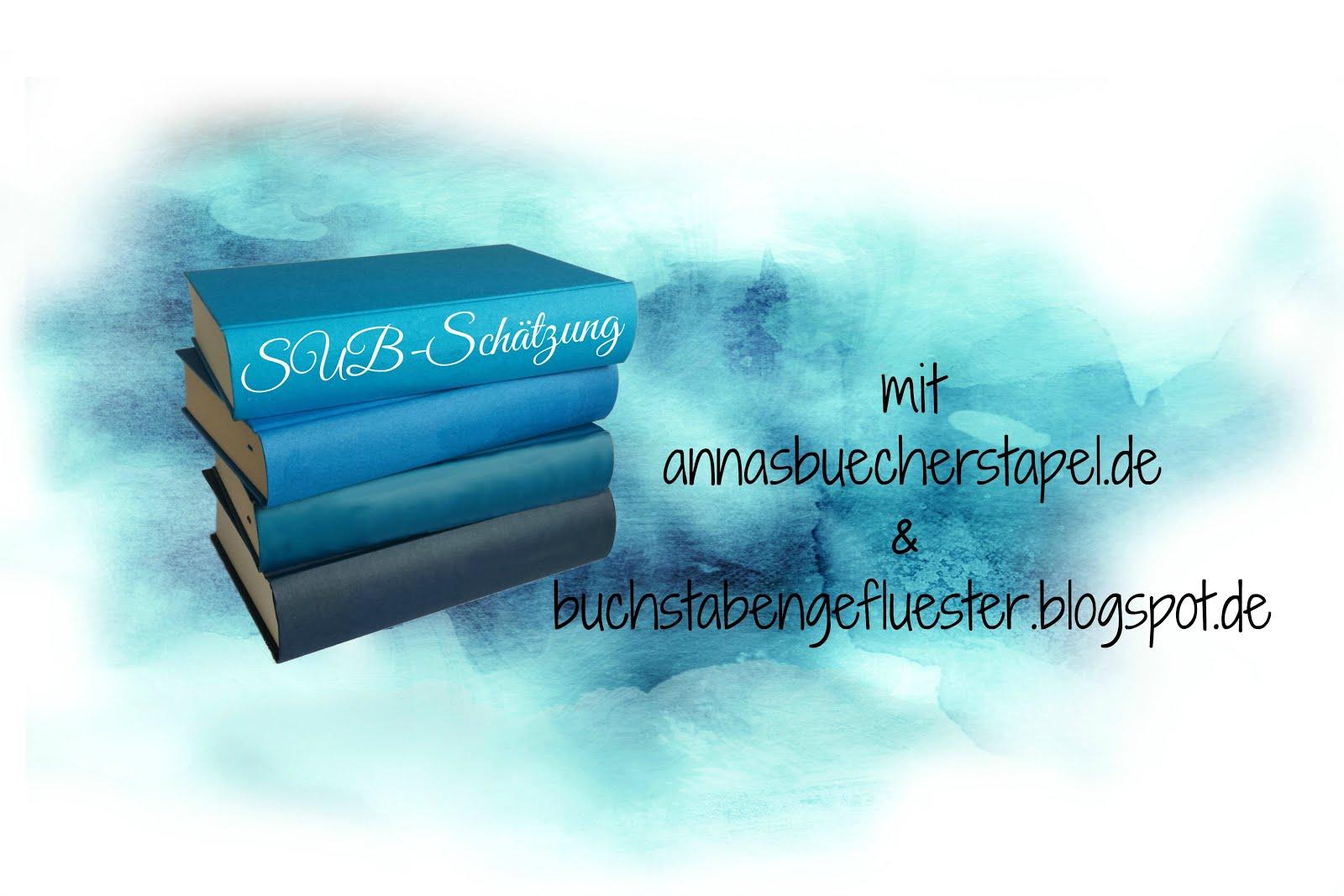 SuB-Schätzung mit Annas Bücherstapel