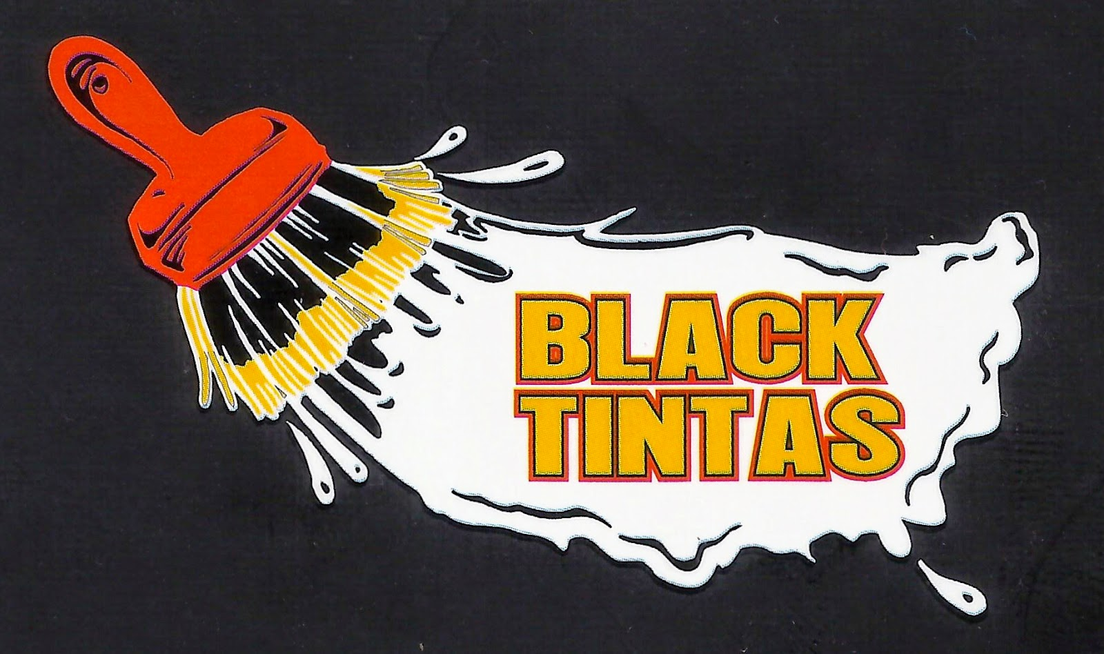 BLACK TINTAS Rua. Cel. Ernesto Piedade, 461 Centro - Sarapuí - SP e-mail: blacktintas@gmail.com tel: (15) 3276-1188 / 99715-3935