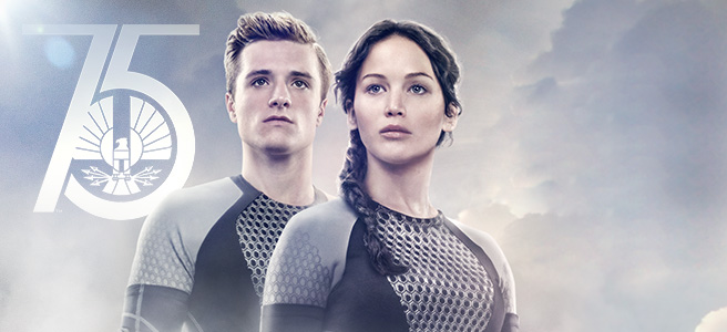 75th hunger games tribute posters