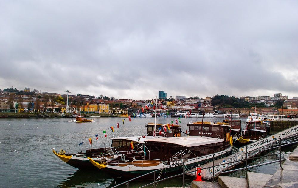 Porto Ribeira river portugal