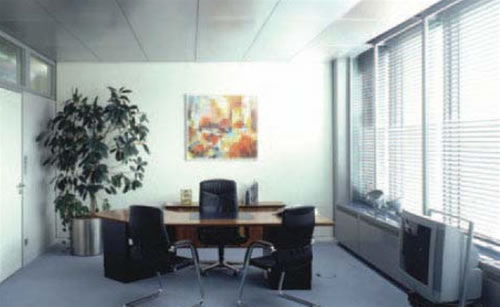 Scheme Office Design