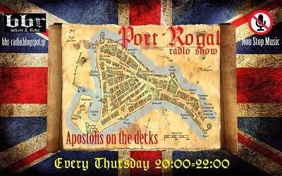 Port Royal: Πέμπτη 14 Ιανουαρίου στις 20:00