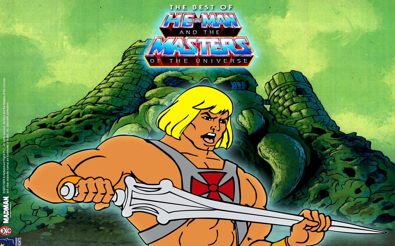 He-Man and The Masters of Universe HD Wallpaper ~ Cartoon Wallpapers