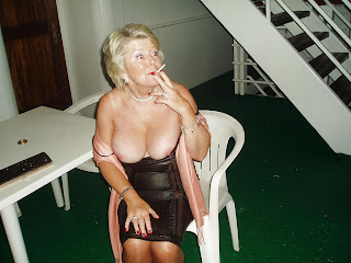 smoking hot grandma