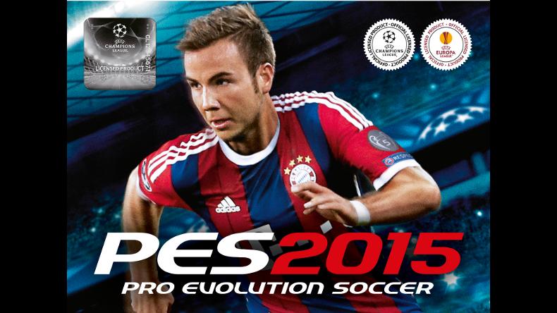 Free download PES 2015