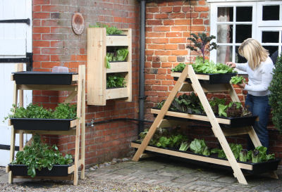 Mulher drama uma horta pra chamar de sua - Growing vegetables in small spaces collection ...