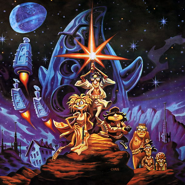 day of the tentacle star wars