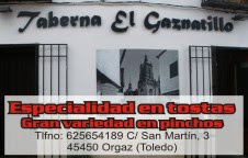 Taberna el Gaznatillo