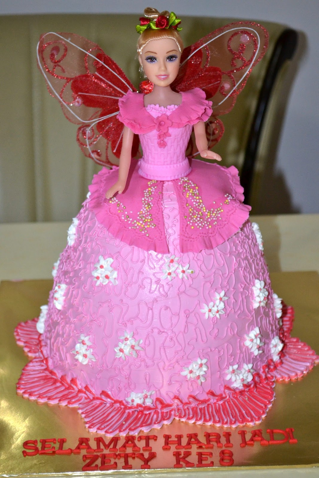 MyPu3 Cake House: Princess Doll Cake