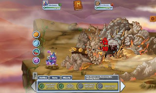Screenshots of the Miscrits: World of creatures for Android tablet, phone.