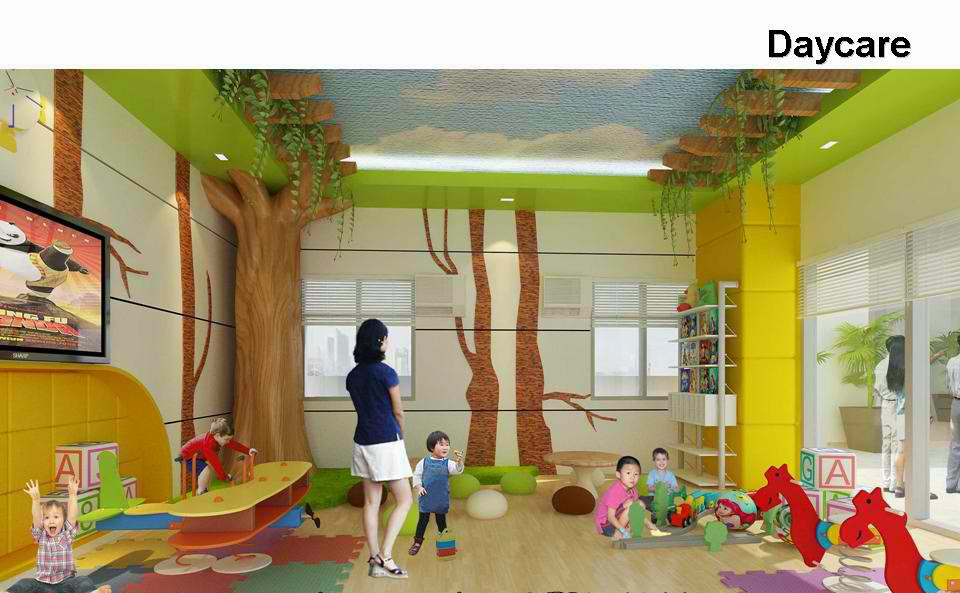 Asmara Condominium Day Care Facilities