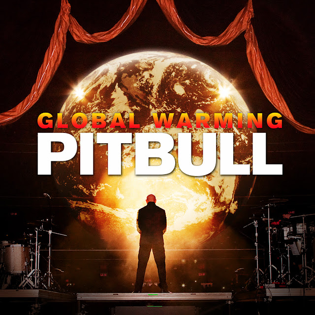 Copertina Pitbull - Global Warming