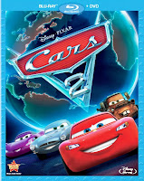 Download Cars 2 (2011) BluRay 720p 600MB Ganool