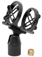 Shotgun Microphone Shock Mount