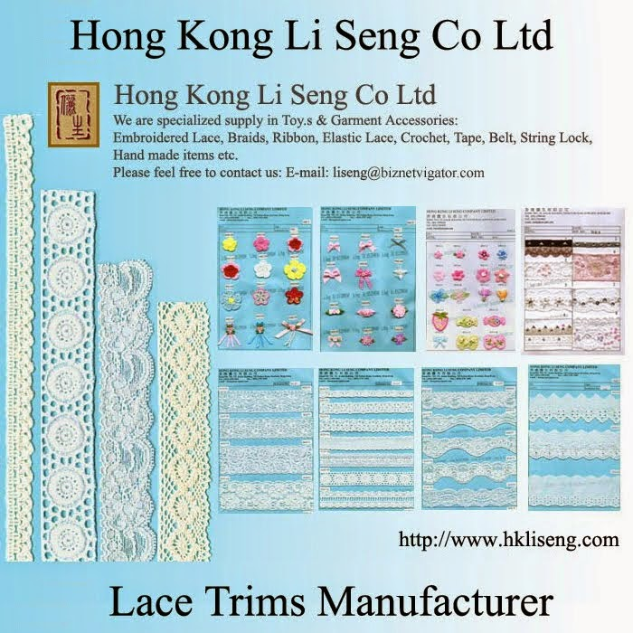 Lace and Trims Wholesale Manufacturer Supplier, Provide Lab Dip Color Service - Matching Color