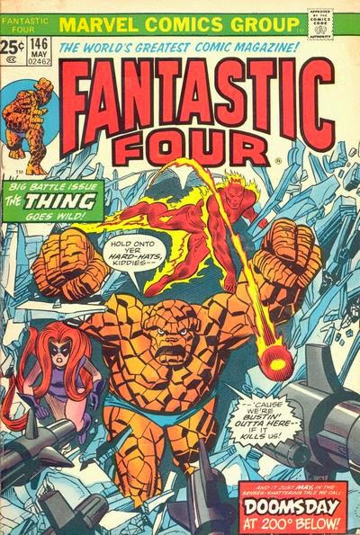 Fantastic Four #146