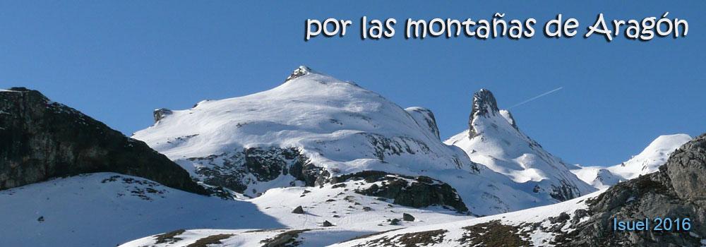Por las montañas de Aragón