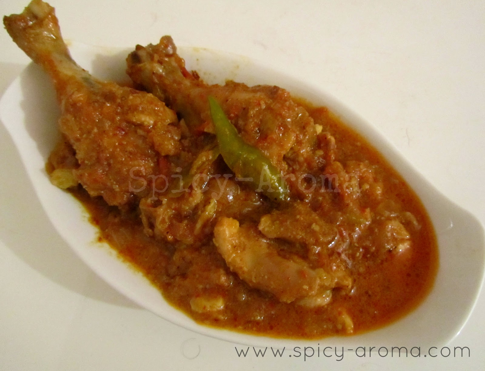 Kadai chicken recipe with step by step pictures spicy aroma forumfinder Gallery
