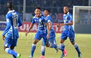 HT: Persib Bandung vs Sriwijaya FC 1-0