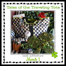 Tales of the Traveling Tote Series: Next Installment Coming Mar 1, 2018