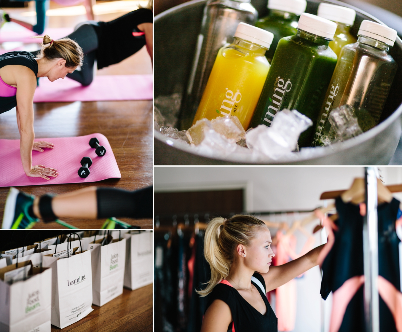 modelFIT LA popup at Catchlight Studios with Sweaty Betty and Fiji photos by STUDIO 1208