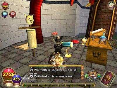 Old Wizard101 Picture