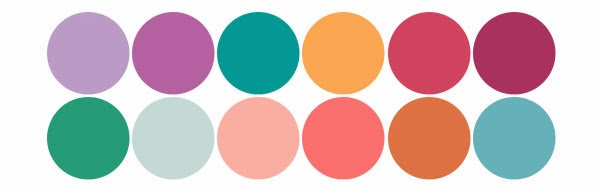 Spring/Summer 2014 Colors