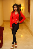 Manali Rathod glam pics in red top-thumbnail-1