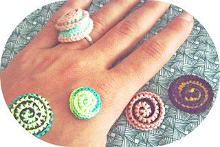 crochet artesania handmade que lio de hilo bisuteria