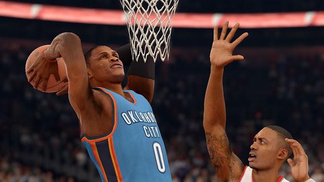 NBA Live 16 Playtime