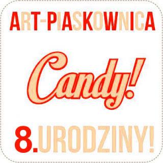 Candy+blog hop u Art-Piaskownicy