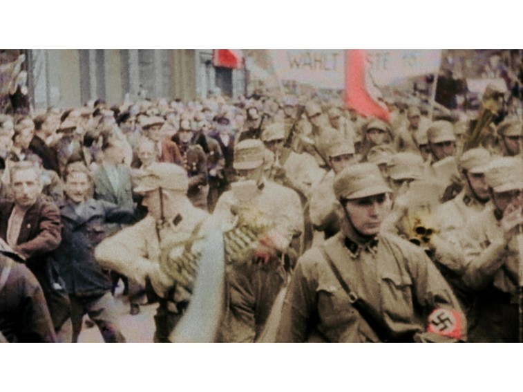 The Dawn of the Nazis Photo Stream Timeline