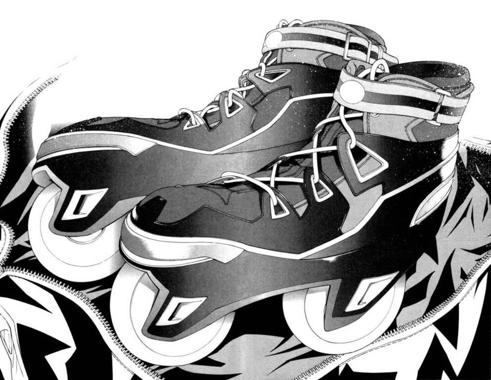 Air Gear Chap 002