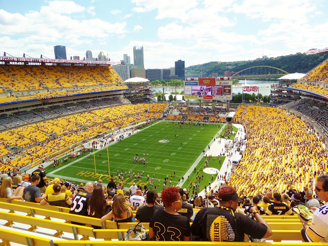 Section 526 Heinz Field