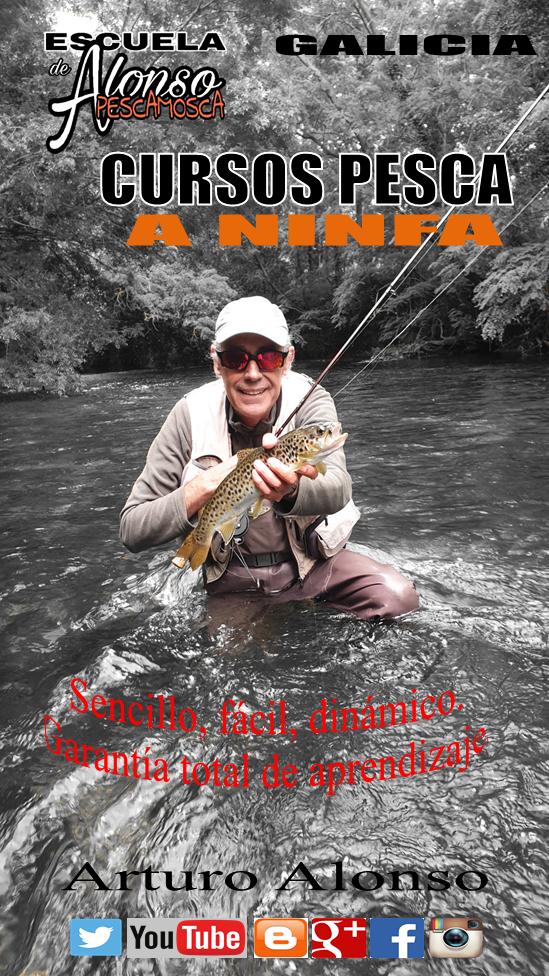 Cursos Pesca Ninfa