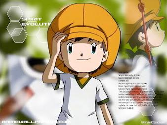 #8 Digimon Wallpaper