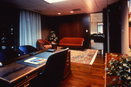 Executive Office Design Ideas executive computer desk with hutch design Executive Office Interior Design Ideas