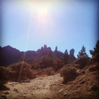 Sendero del Roque Nublo, Gran Canaria
