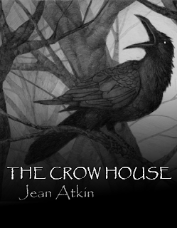Front cover of 'The Crow House'