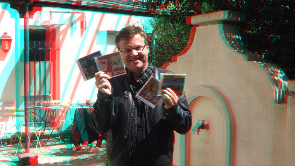 Christophe Renaud en 3D