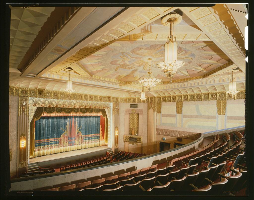 Butte-Anaconda National Historic Landmark District: Washoe Theater ...